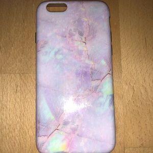 Velvet Caviar iPhone 6/6s cover